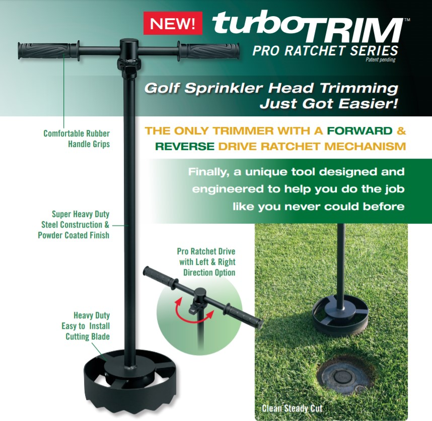 The TurboTrim product brochure
