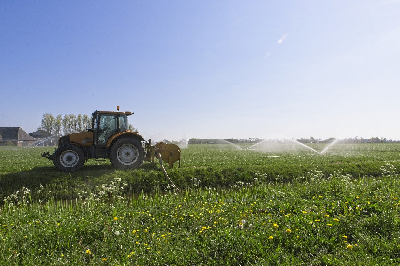 What is Agricultural Irrigation?
